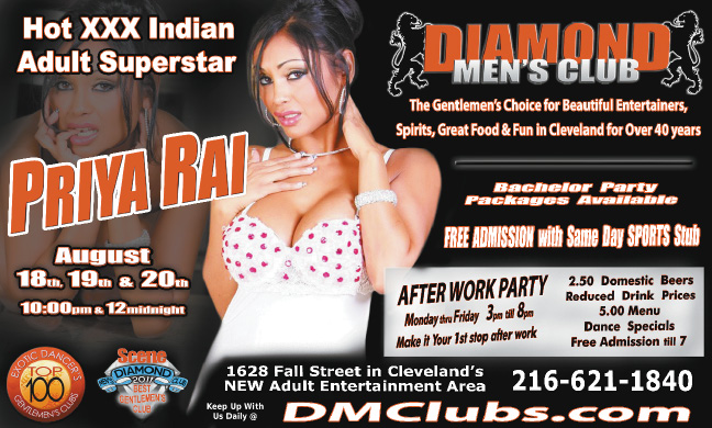 diamond mens club cleveland