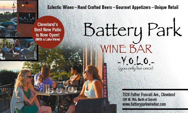 Battery Park Restaurants Cleveland Ohio