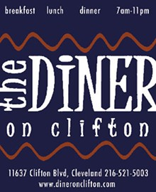 The Diner on Clifton