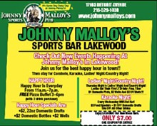 Johnny Malloy's Strongsville