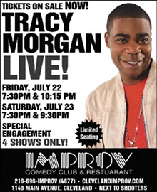 Improv Comedy Club & Restaurant