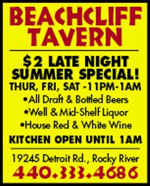 Beachcliff Tavern