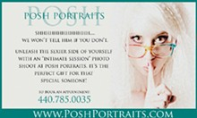Posh Portraits