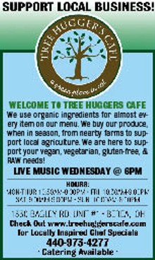 Tree Hugger's Cafe