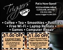 Triggers Cafe