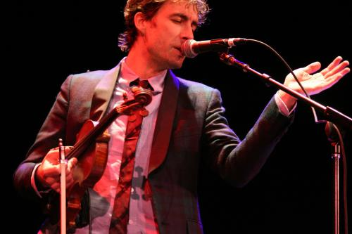 Acclaimed Singer/Violinist Andrew Bird returns with new album, tour