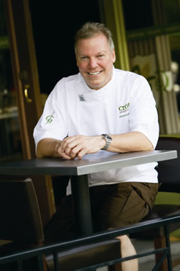 Steve Schimoler of Crop Bistro