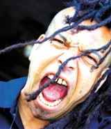 Chuck Mosley cares. A lot.