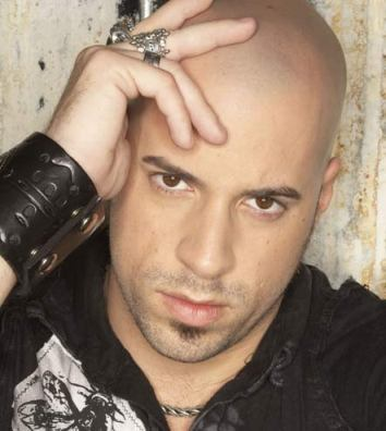 Daughtry, telepathically making you like his shitty music.