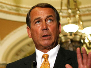 Ever-tan John Boehner hopes to make it on the second season of MTVs Jersey Shore.