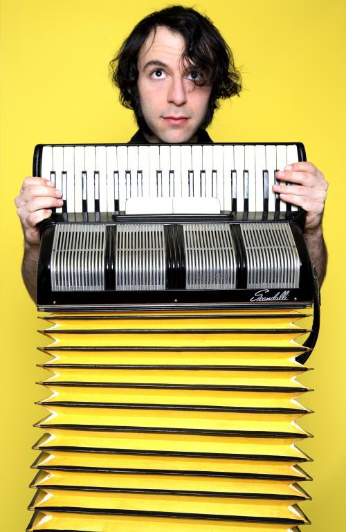 Mellow yellow squeezebox.