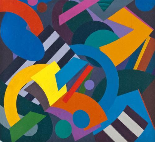 Horizons 5 by Tarrance Corbin
