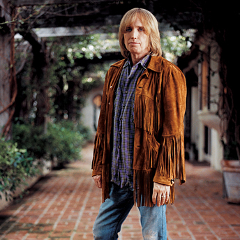 Tom Petty, ready for action