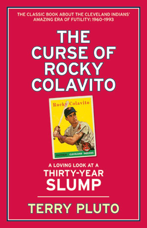 terry plutos curse of rocky colavito