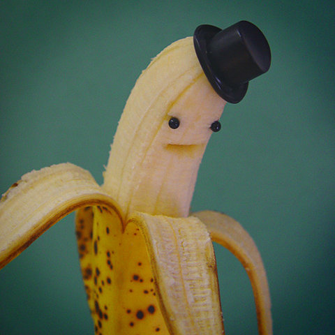 Pretty sure this isnt the Mr. Banana the guy was talking about.