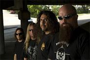 Slayer -- because we like em better than Megadeth