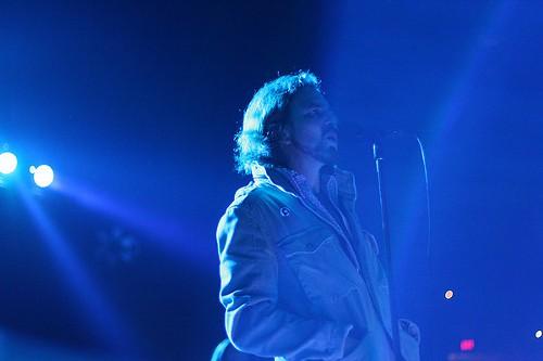 Eddie Vedder blue himself
