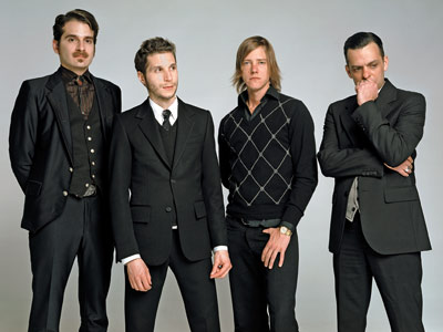 Interpol: Dapper, arent we?