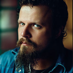 Jamey Johnson: Yeah, hes as badass as he looks