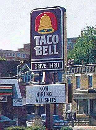Taco Bell has a strong track record of good decisions.