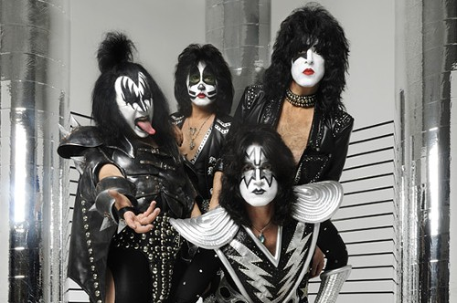 Kiss: Give us your money