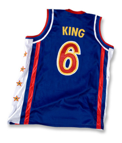 finest selection 515d2 01f6b Pre-Order Your King James Globetrotters Jersey | '64 and ...