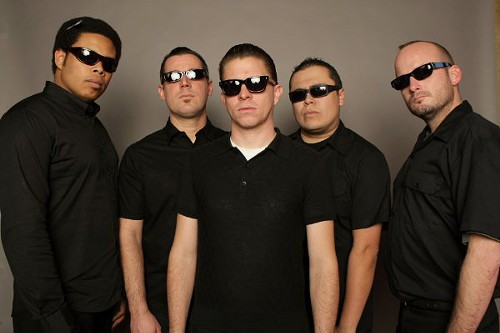 Before music, The Aggrolites were extras in the Matrix movies