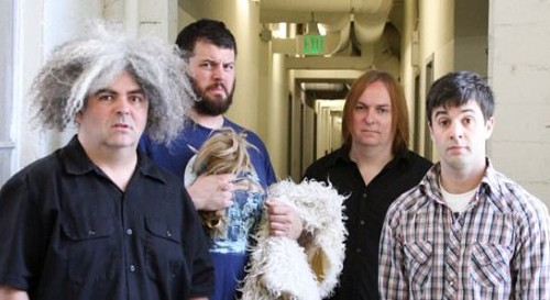 Concert Review  The Melvins at the Grog Shop  9eed4532208