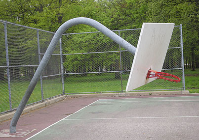 From this week's issue of Scene: Michael Gill looks at the dearth of  basketball courts around Cleveland and why cities are so against them. - Where Hoop Dreams Die: In The Land Of LeBron, Nobody Wants A