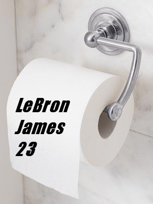 We take this back immediately if LeBron stays with the Cavs. But for now...