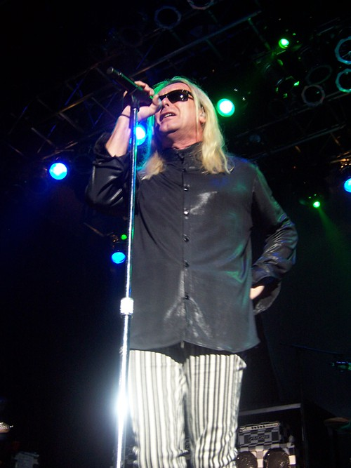 Cheap Tricks Robin Zander still has cool pants