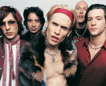 Now that Buckcherry has dropped out, Rock of Ages will be relatively douchebag-free