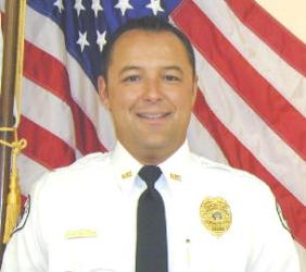 Former Navarre Chief of Police Scott Bauschka