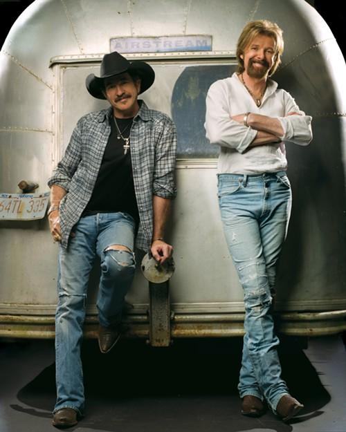 Brooks & Dunn: Boot-scootin boogiers