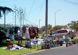 The Worlds Largest Yardsale is this... times, like, 10,000.