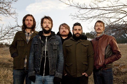 Band of Horses want to know if you want to come back to their cave for meat or something.