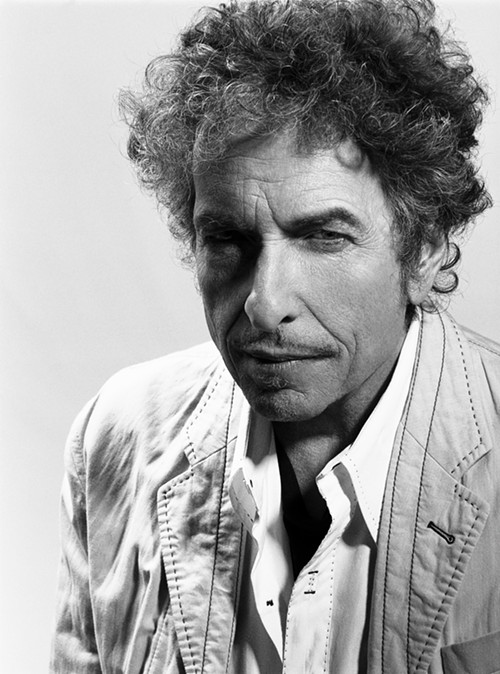 Boo! Bob Dylan is coming to Akron