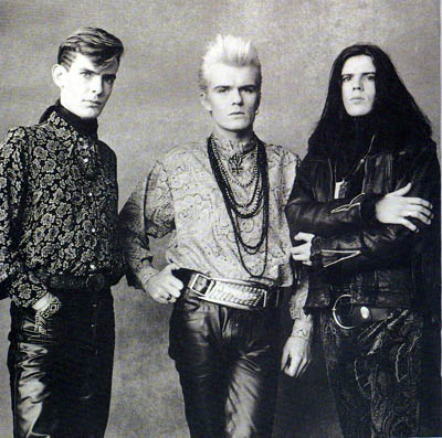 The Cult, back when they had awesome hair