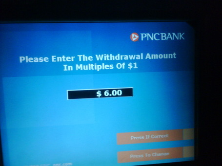 The best ATM weve ever seen.