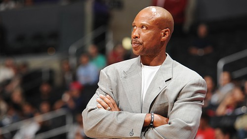 Byron Scott is not a happy man these days.