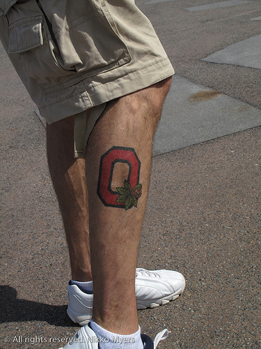 Tattoos Of Ohio. ohio-state-tattoo.jpg