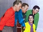 Million Dollar Quartet: Celebrity likenesses impersonated.