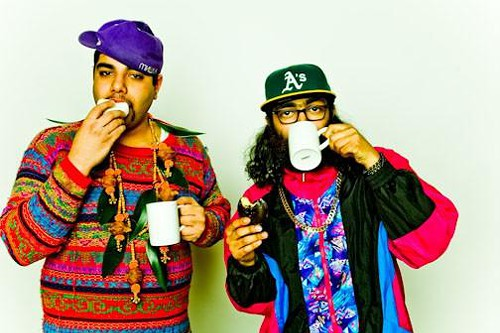 Das Racist will make the Rock Hall a cool place to be this summer